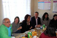 US Ambassador Visits Talin